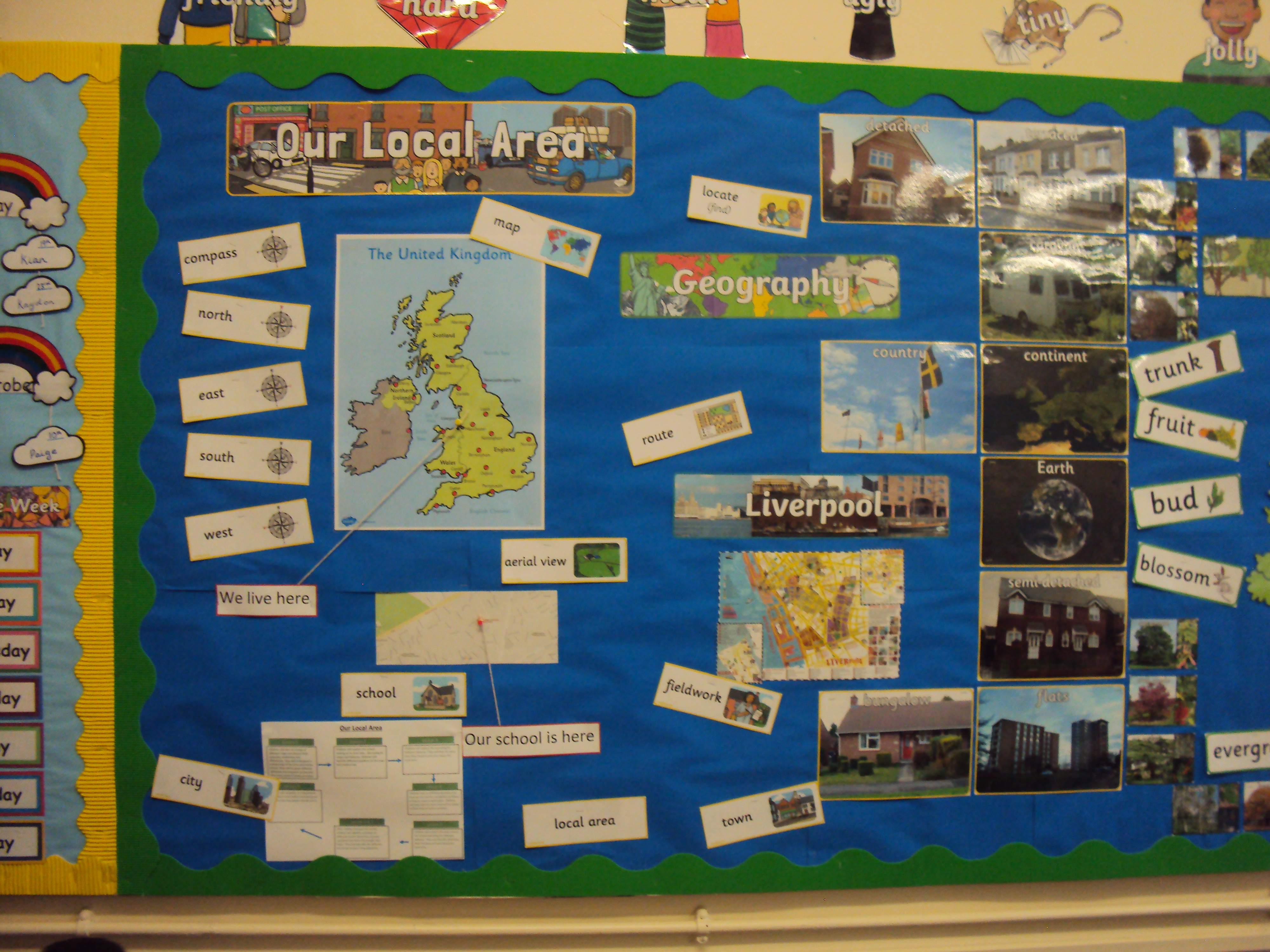 Geography leamington community primary school in our school we take great pride in creating interactive and engaging displays which support and celebrate childrens learning gumiabroncs Image collections